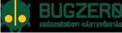 BugZero – Egészségügyi kártevőirtás Logo