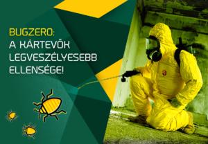 BugZero - Egészségügyi kártevőirtás